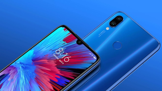 Redmi Note 7 India