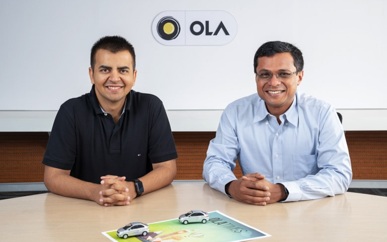 Sachin Bansal Investment In Ola