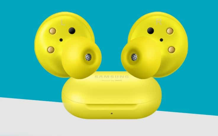 Samsung Galaxy Earbuds Unveiled