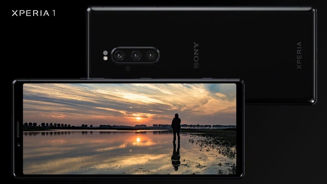 Sony Xperia 1 4K Display