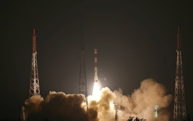 SSLV ISRO Satellite is Launched From The Station