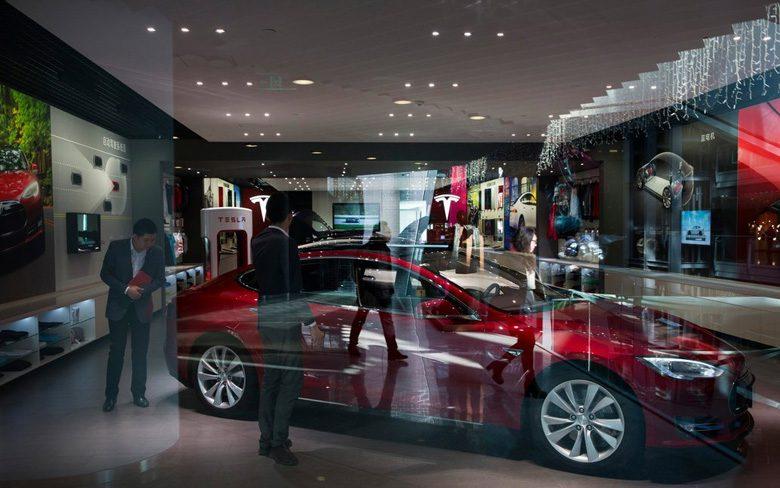 Tesla Model 3 Variant