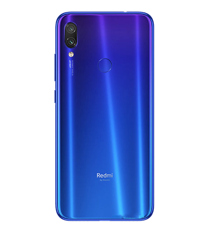 Redmi Note 7 Back