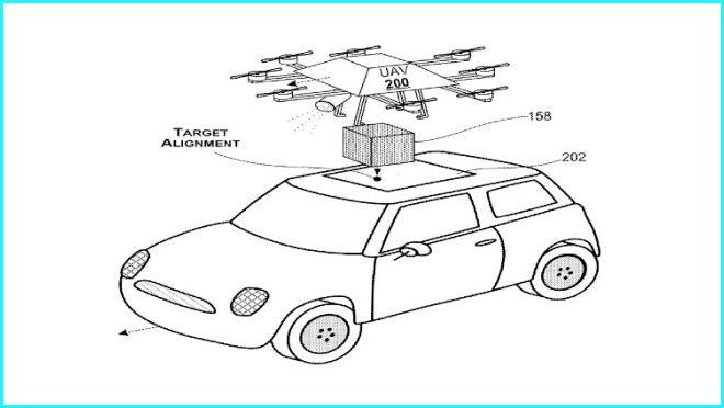 UAV Delivery System
