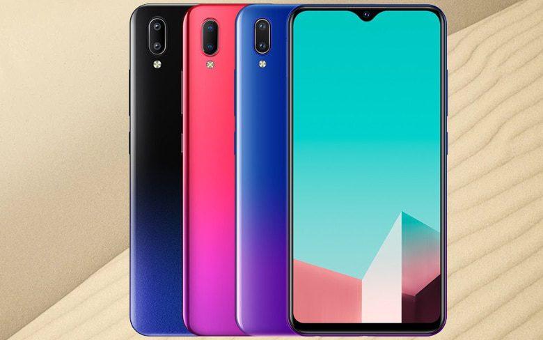 Vivo U1 Smartphone Design