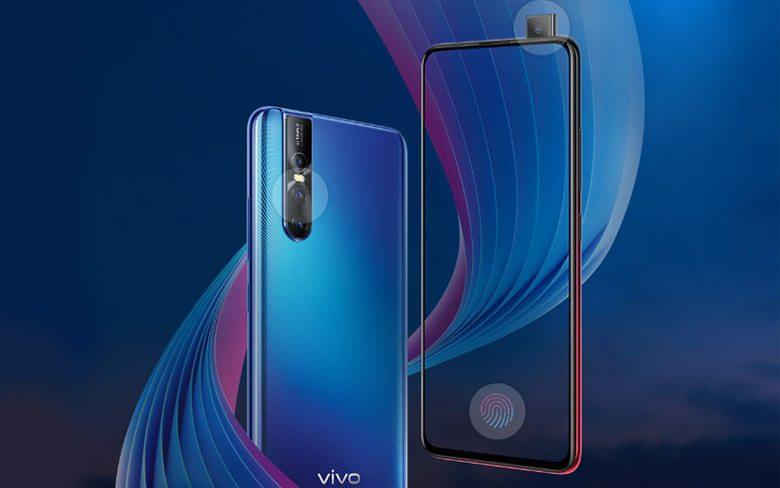 Vivo V15 Pro Blue