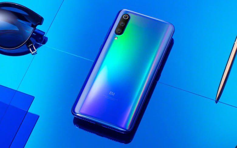 Xiaomi Mi 9 Renders Smartphone Back