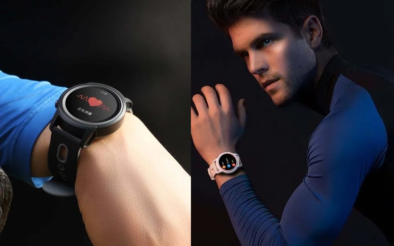 Yunmai YM W-1801 Smartwatch Heart Rate and Othere Feature