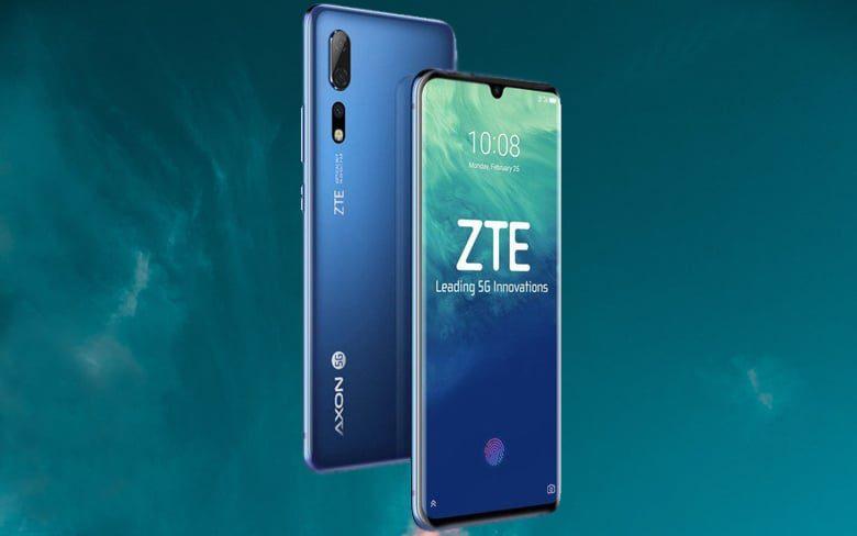ZTE Release Axon 10 Pro 5g