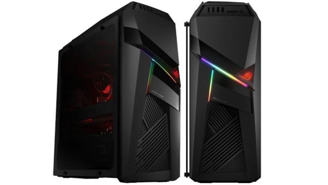 Asus ROG Strix GL 12 CX desktops