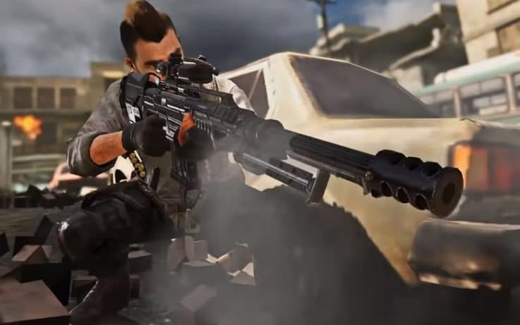 Call of Duty on Android And iOS