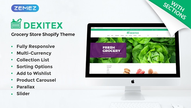 Dexitex Shopify