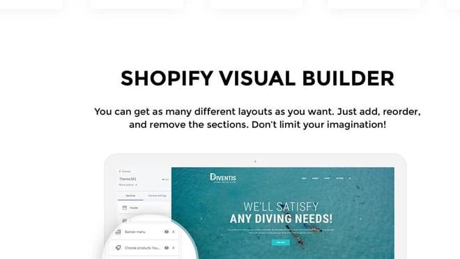 Diventis Shopify