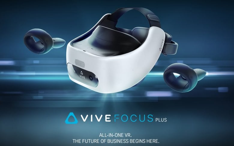 HTC Vive Focus Plus VR