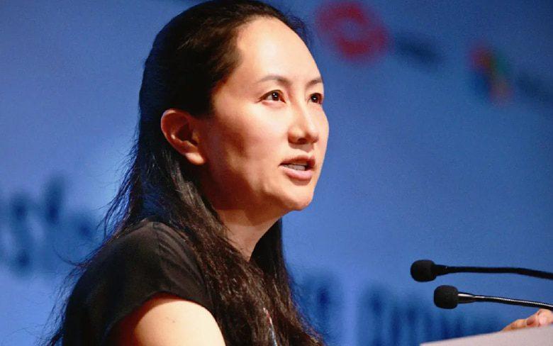Huawei CFO Sues