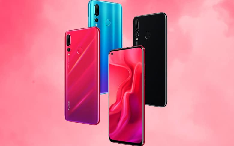 Huawei Nova 4e Launches With 32mp Selfie Snapper And