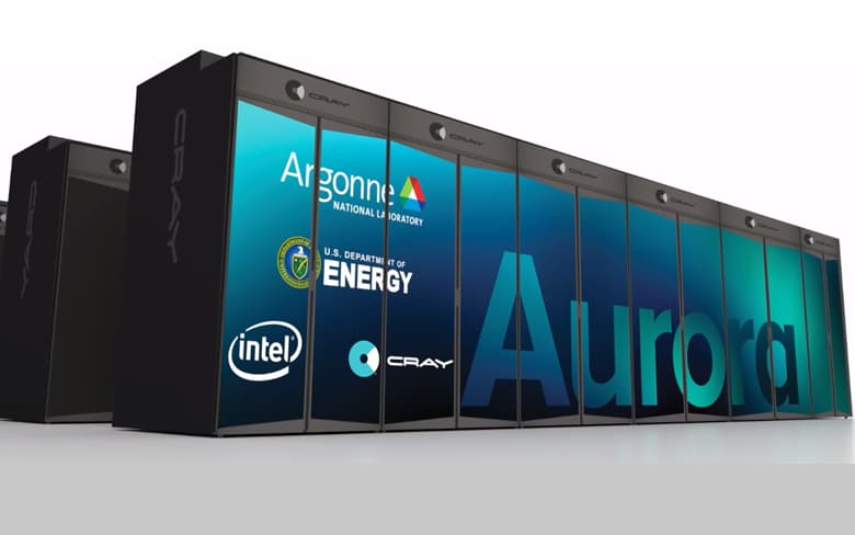 Intel Aurora Supercomputer