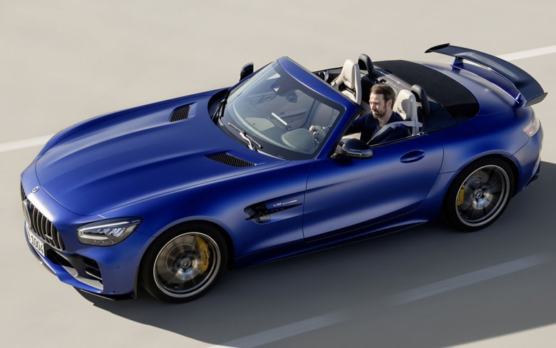 Mercedes AMG GTR Roadster