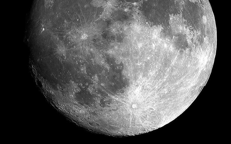 NASA Lunar Water Movement