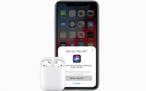 New Airpods Launch And Wireless Charging