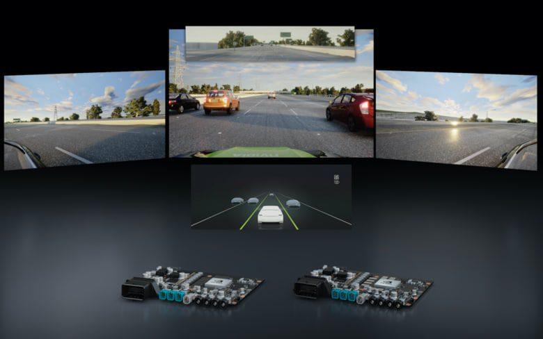 Nvidia Drive AP2X