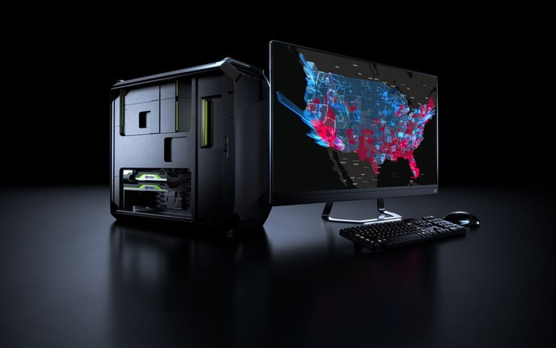 Nvidia High Performance Workstations