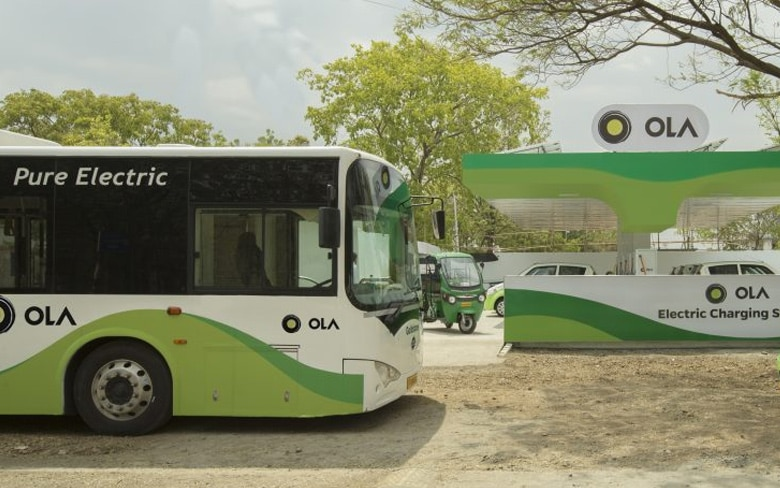 Ola Electric Investment