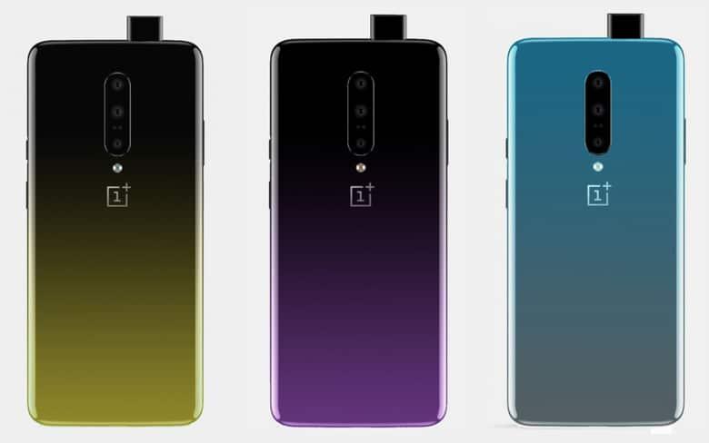 OnePlus 7 Design and Camera