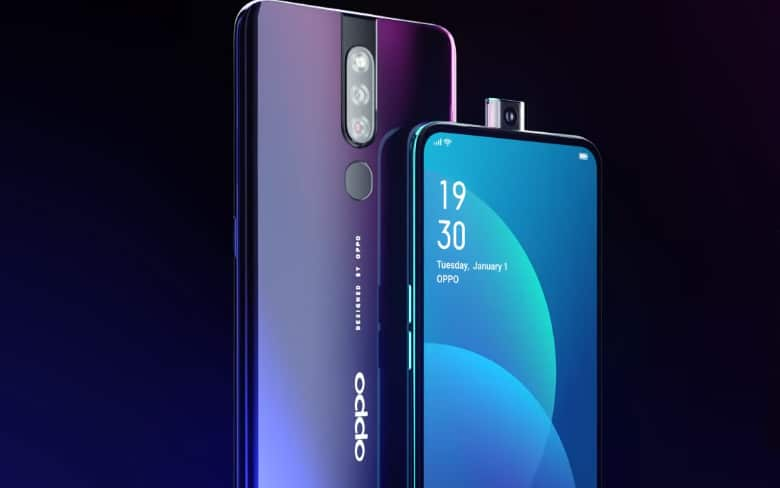 Oppo F11 and F11 Pro Launch