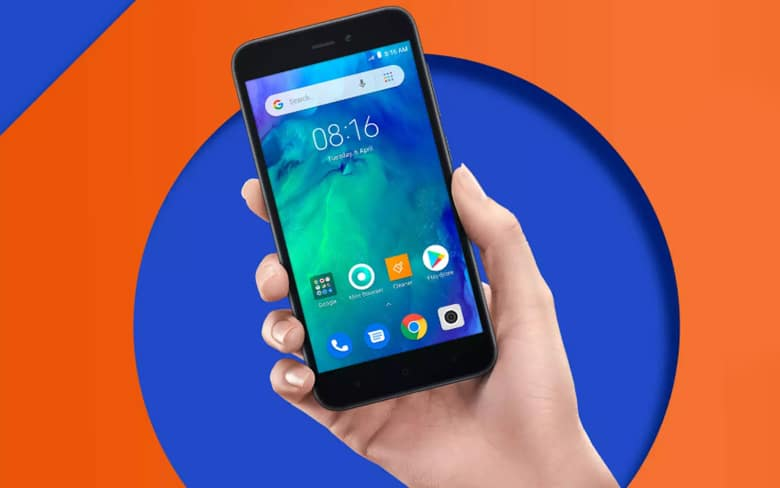 Redmi Go Launches in India