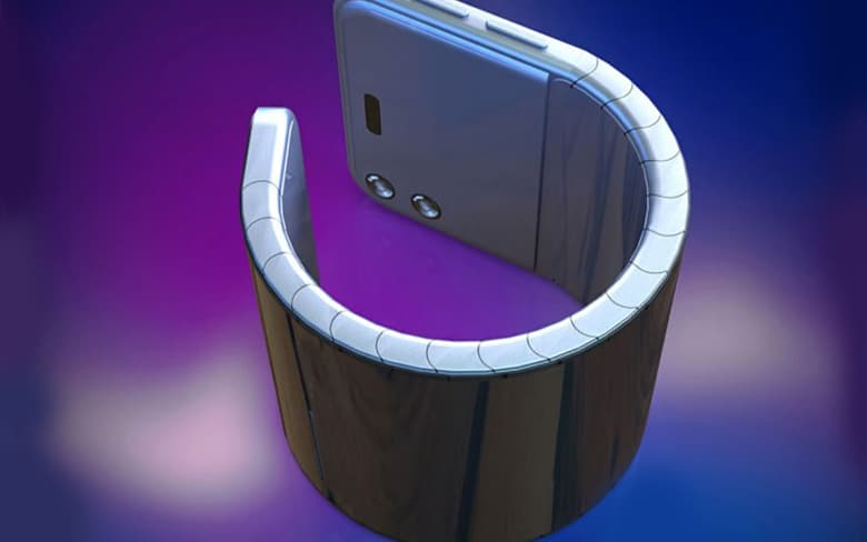 Samsung Working on Bendable Phone