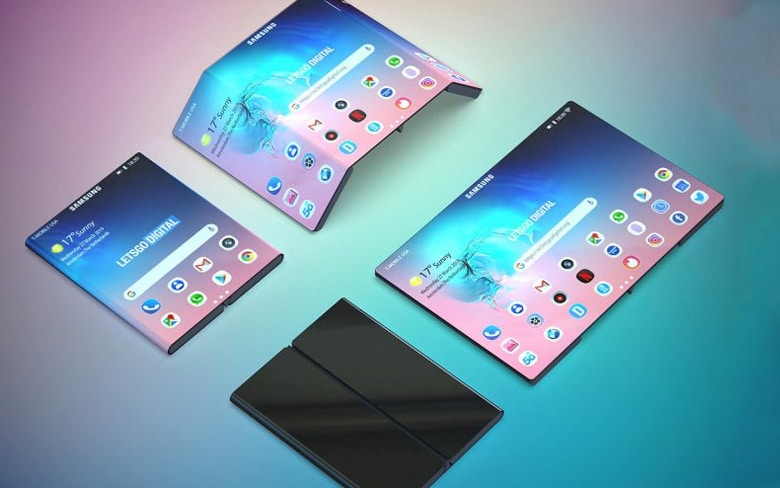Samsung Foldable Phone Similar to Xiaomi
