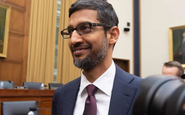 Trump says he and Google's Pichai talked military, China