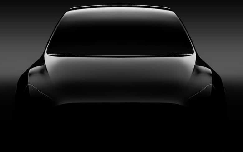 Tesla Unveiling Model Y