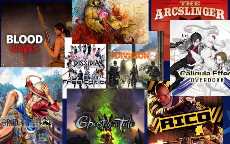 The Drop PlayStation Games