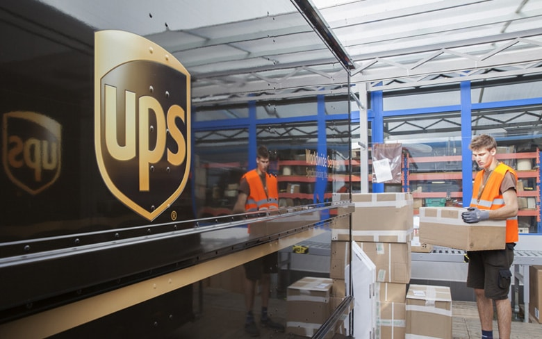 UPS Blockchain And Inxeption Team