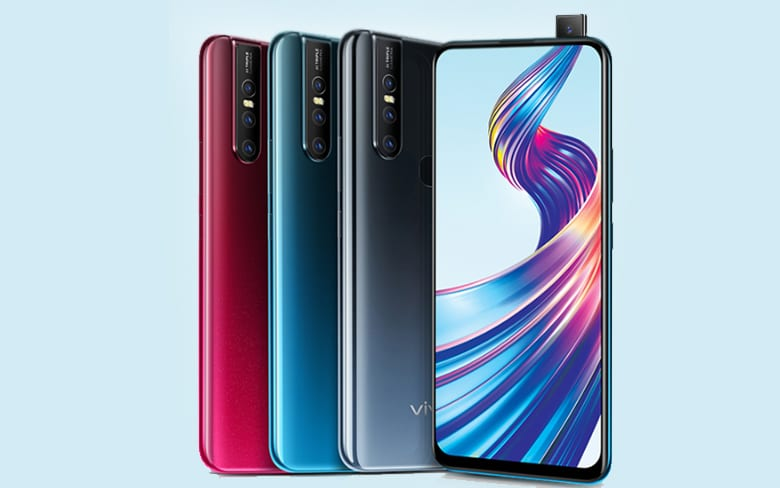 Vivo V15 Pop Up Selfie Smartphone