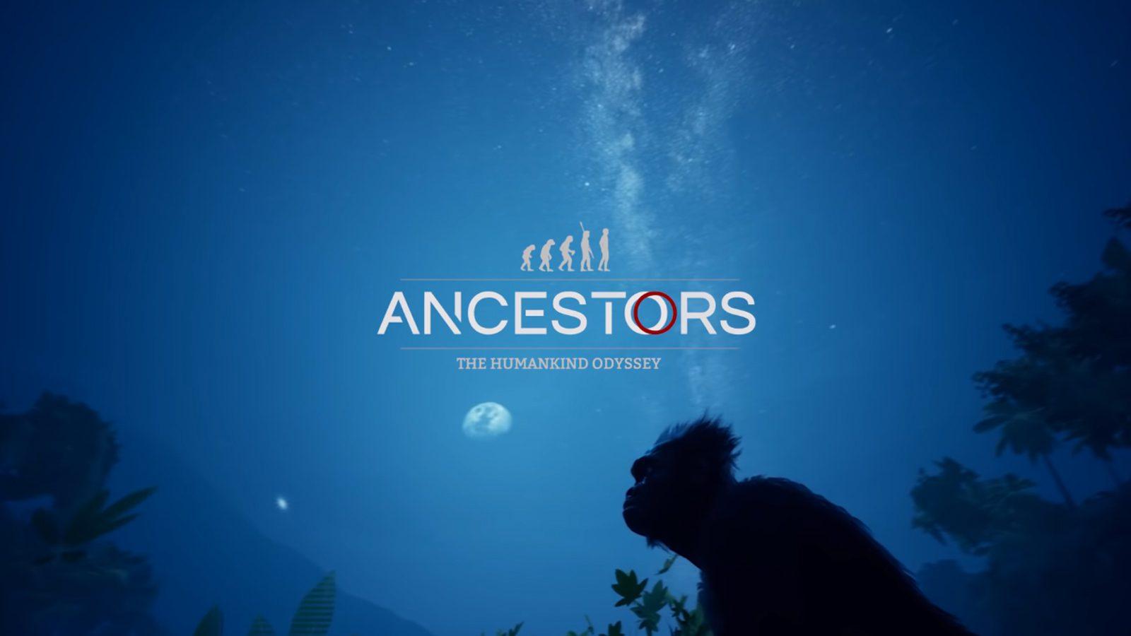 Ancestors PS4 Game