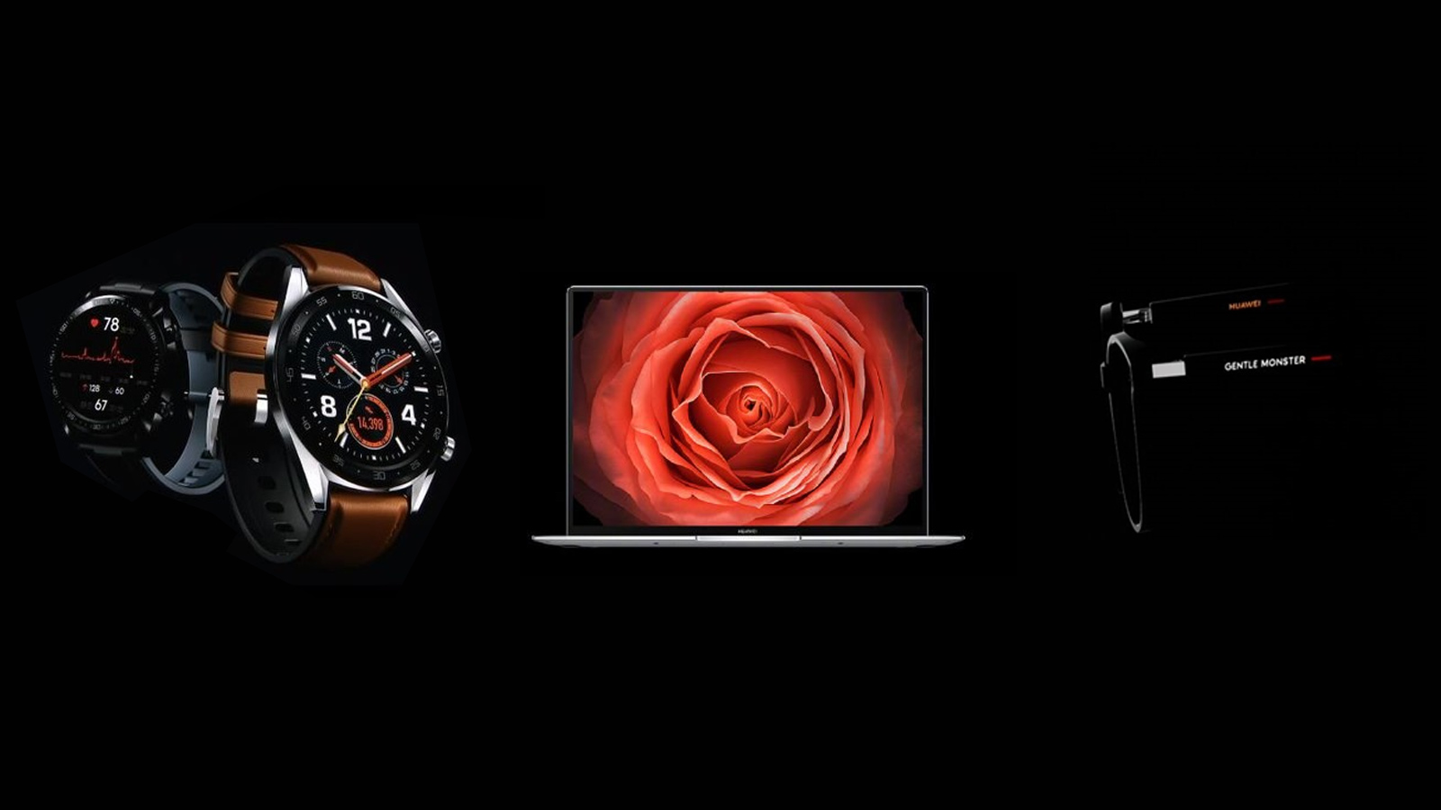 Huawei launches a slew of products at its 2019 spring product release ceremony in China