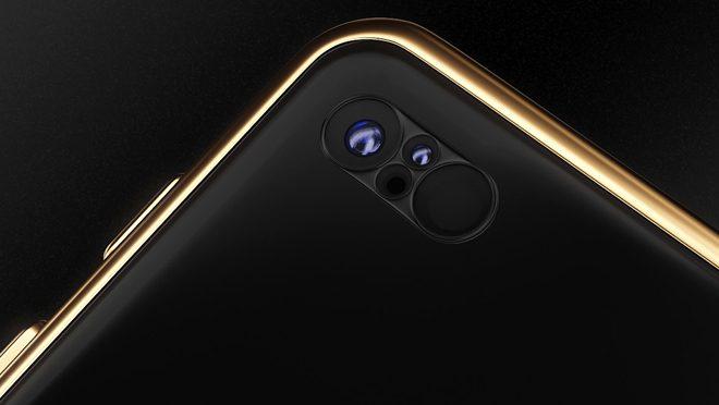 iPhone Z Triple Camera