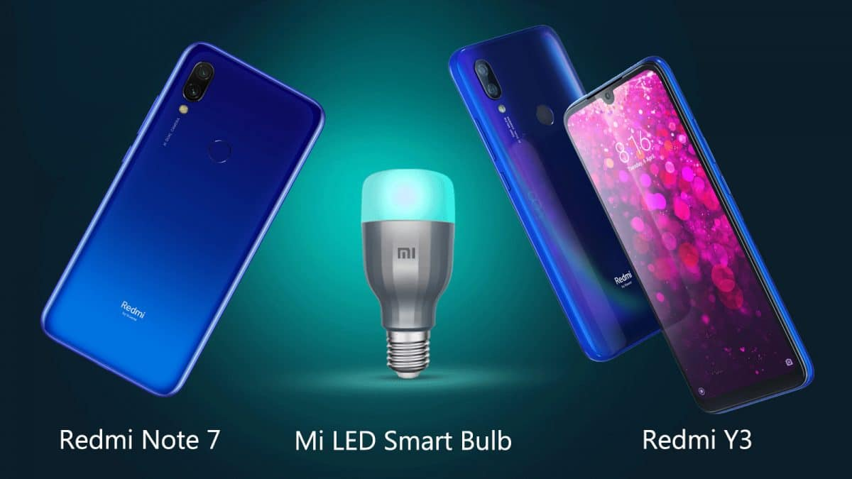 Redmi 7 Y3 Mi Led Bulb