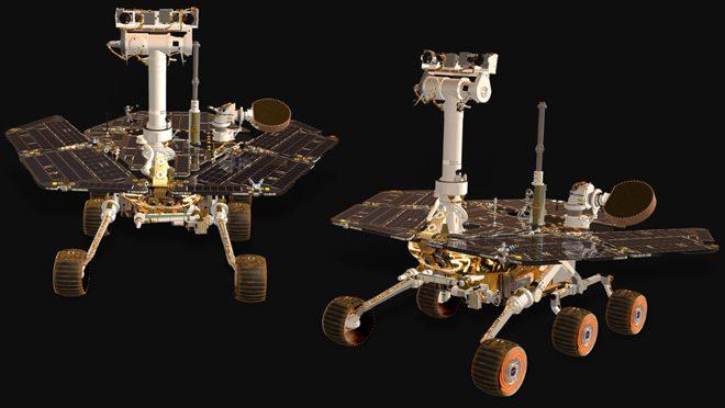 Robots Conquer Mars