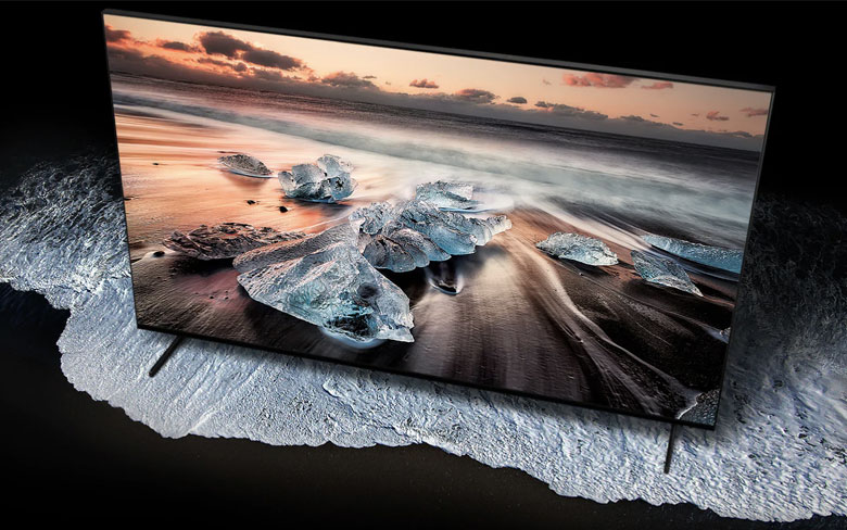 Samsung 8K HDR