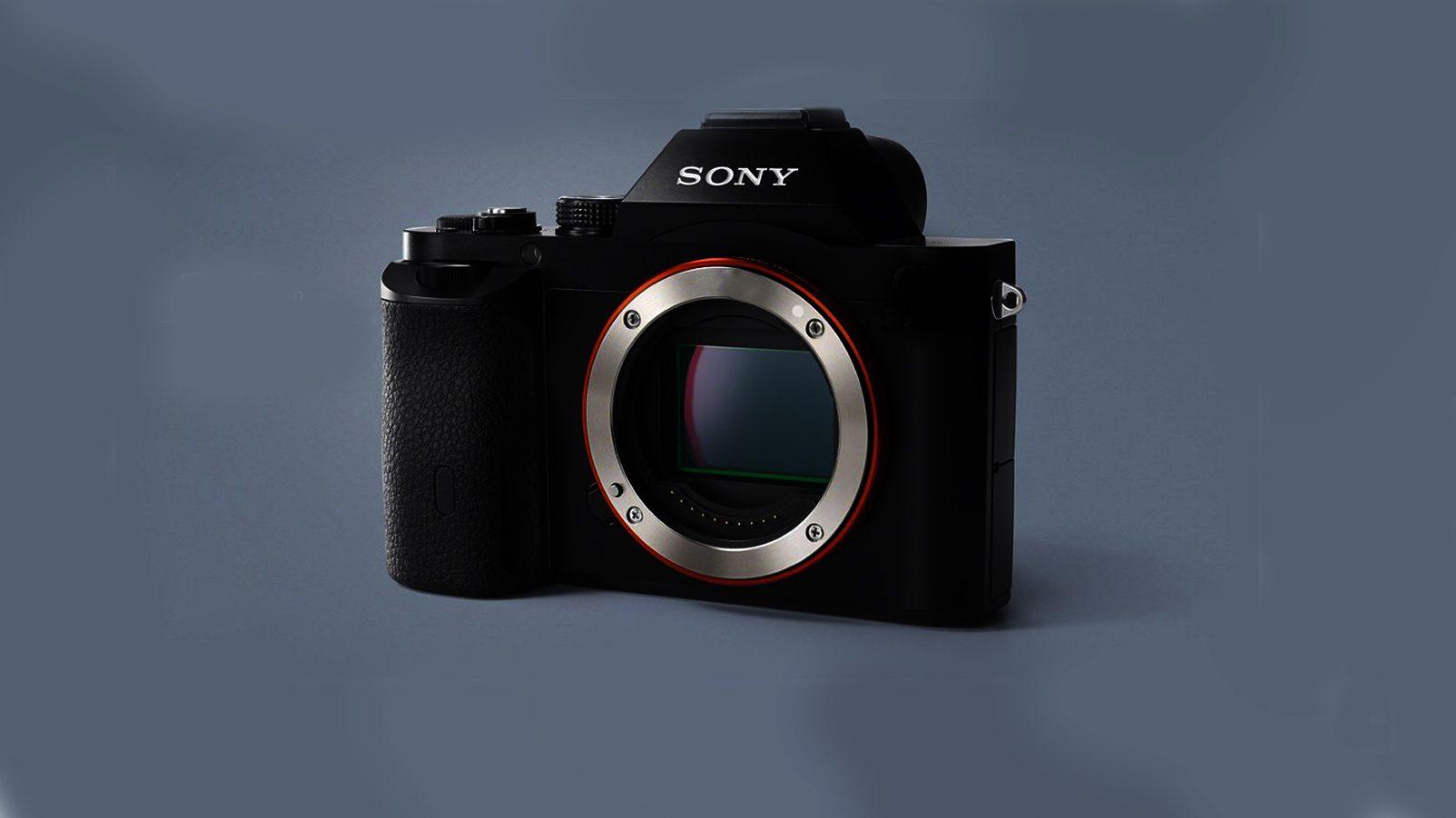 Sony Full Frame Sensor