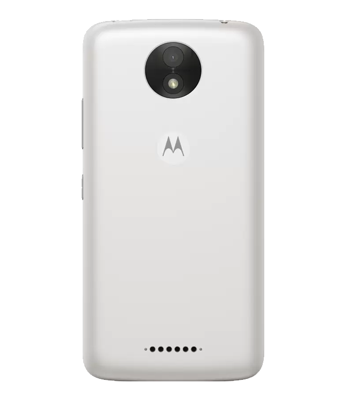 Moto C Plus Back