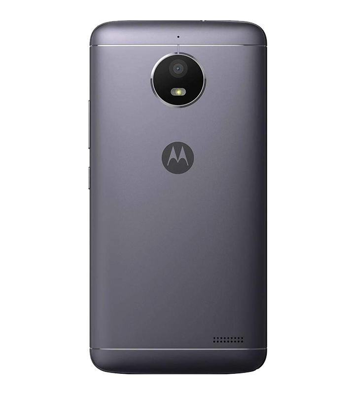 Moto E4 Plus Back