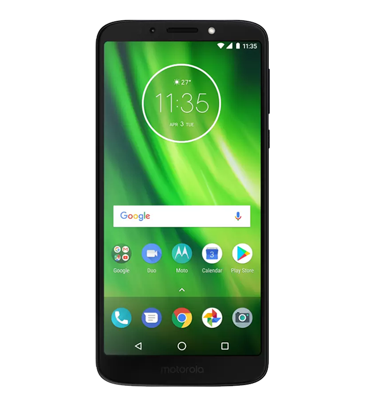 Moto G6 Play Front