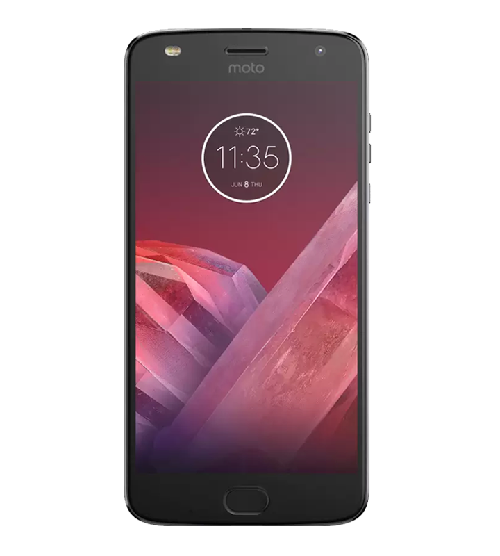 Moto Z2 Play Front