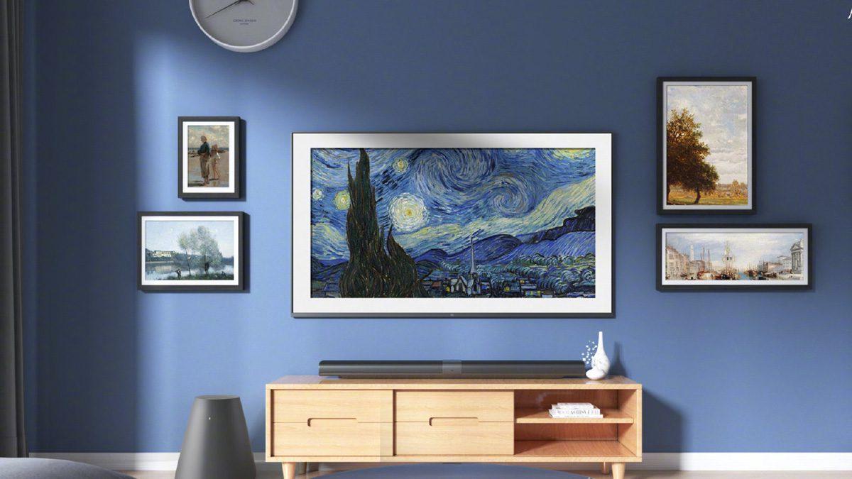 Xiaomi unveiled Mi Wallpaper Fullscreen TV