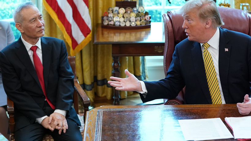 Donald Trump Tariffs on China